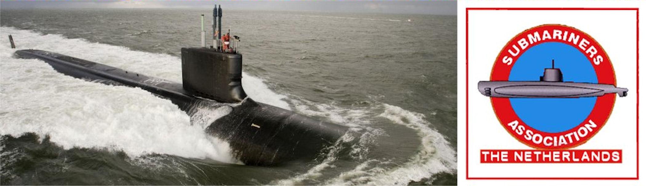 International Submariners Association-Banner